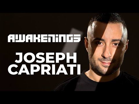 Joseph Capriati Awakenings Festival 2019 Joseph Capriati Misfits Music Entertainment Music