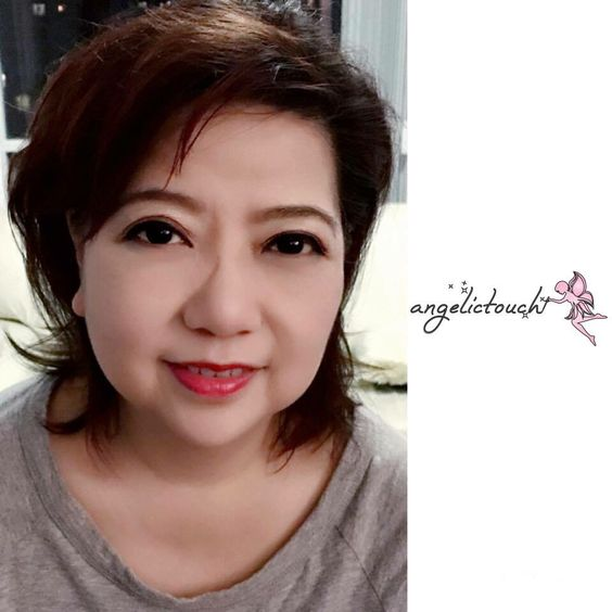 Makeup on 5.26.16 #angelkikicheng #makeupartist #angelictouch_makeupandhair #your_angelskin #fullmakeup