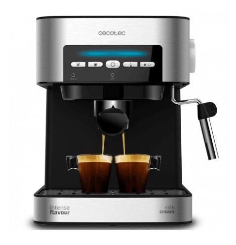 Mejor cafetera express Cecotec calidad precio. Con descuento