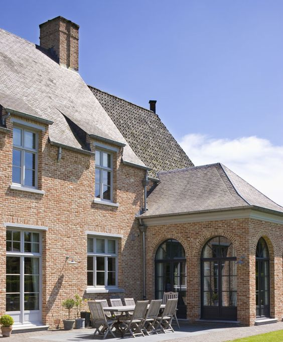 Realisation by Villabouw Frank Missotten #Home #Decor http://www.IrvineHomeBlog.com/HomeDecor/ ༺༺ ℭƘ ༻༻
