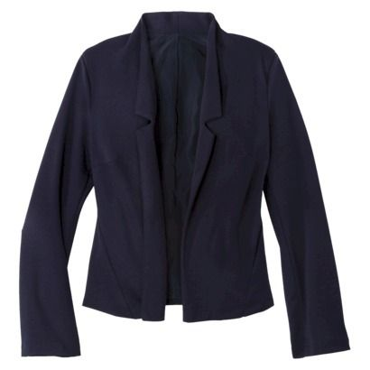 Mossimo® Women's Plus-Size Ponte Blazer - Assorted Colors