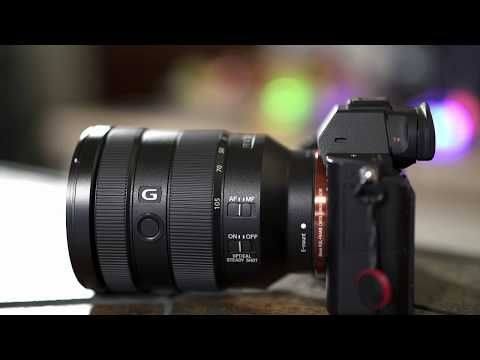 Sony 24 105mm F4 0 Lens Review Youtube In 2021 Sony Lens Sony Photography Sony