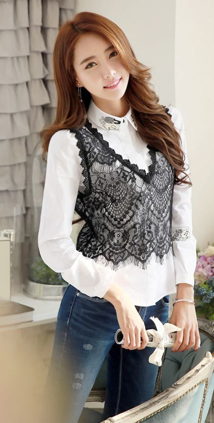 Lovely Shirts Blouses