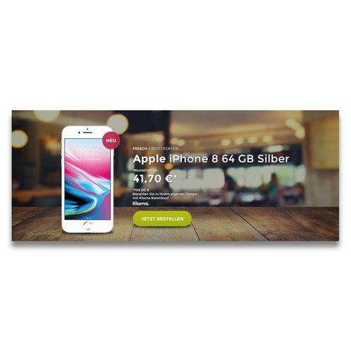 Banner Startseite Handyratenkauf Com Handys Per Raten Verkaufen Web Banner Banner 3d Design
