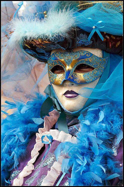 masques du carnaval de venise