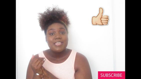 How To: Large Puff On Short To Medium Natural Hair