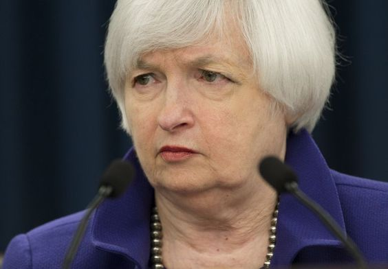 Jobs Report Sets Up Janet Yellen and Fed To Kill Stock Market - Fortune