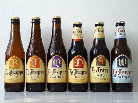bia la trappe nhập khẩu