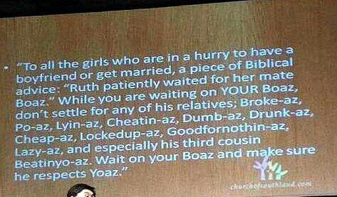 great biblical advice :)
