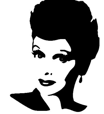 Easy stencils of famous people