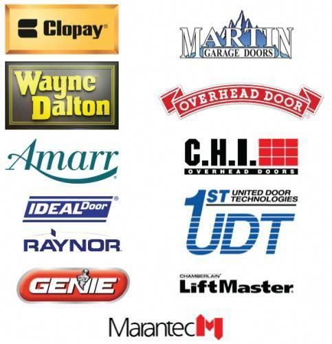 We Service And Repair All Brands Of Doors And Openers Garage Door Repair Service