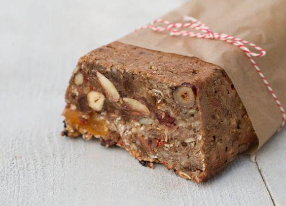 Tijdens het detoxen eet je glutenvrij brood. Dit brood, of cake, vult goed en kan je eten als ontbijt, lunch of tussendoortje. Makkelijk en snel te maken.