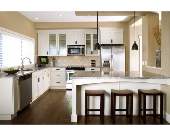 Marvelous Best 25+ G Shaped Kitchen Ideas On Pinterest | U Shape Kitchen, I Shaped  Kitchen Inspiration And Small I Shaped Kitchens Part 10