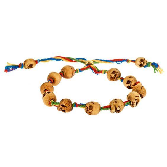 Rosanna Skull Bead Bracelet