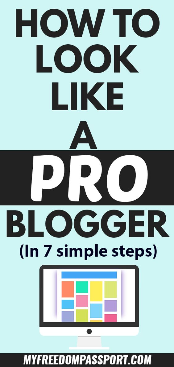 7 Iron Clad Ways to Look Like a Professional Blogger