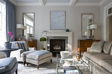 MCLEAN - Beach Style - dc metro - by Celia Welch Interiors