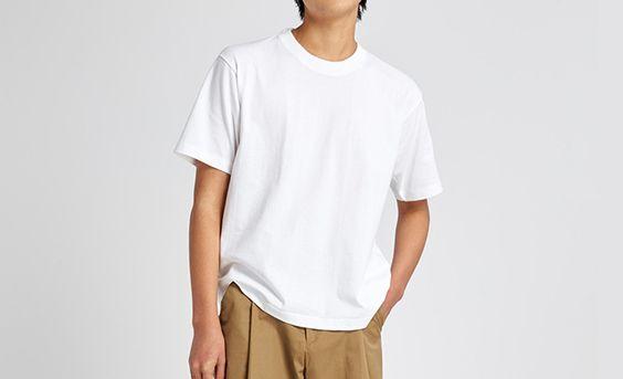 ボディワイルドの白Tシャツ