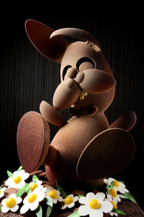Ars Chocolatum: Hong Kong Easter Chocolate Creations:
