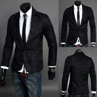 Black Sport coat and jeans | Mens Style | Pinterest | Coats Black