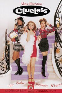 Clueless (Starring Alicia Silverstone, Brittany Murphy, Paul Rudd & Donald Faison) — Happy Birthday, Alicia!