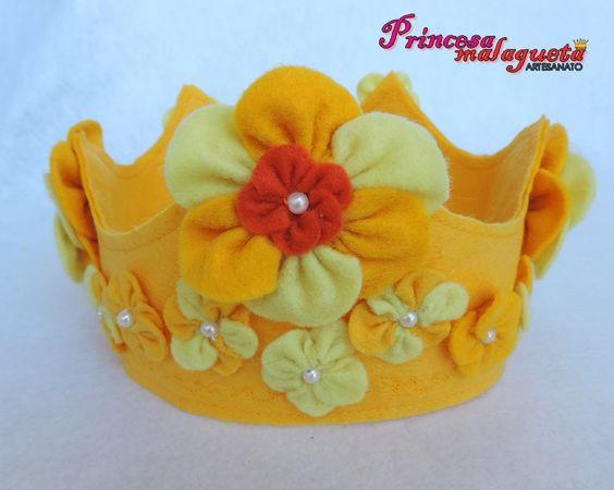 Floral Amarela