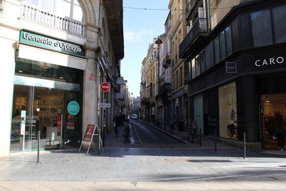 Улицы в центре Бордо