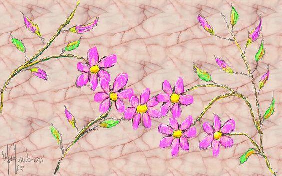 March.Imagens: Desenhos digitais.