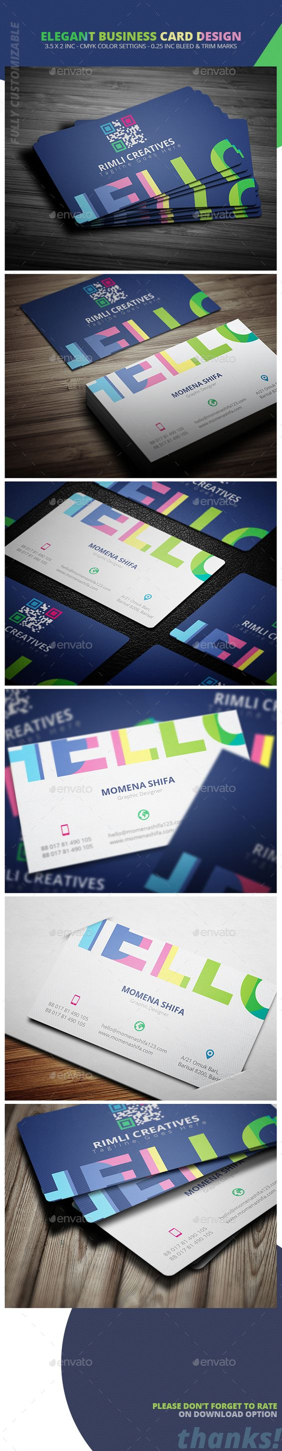 Trade Theme Business Card Business Card Templates Business Card - 35 x2 business card template