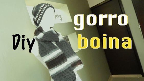 Cómo tejer Gorro Fácil ganchillo crochet beanie hat DIY