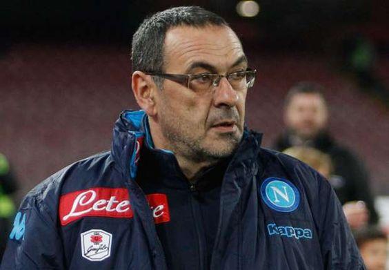 Sarri: It's possible I used homophobic slur against Mancini