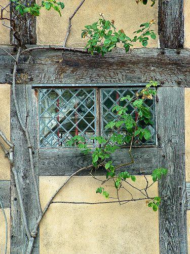 Shakespeare - ventana Romeo y Julieta