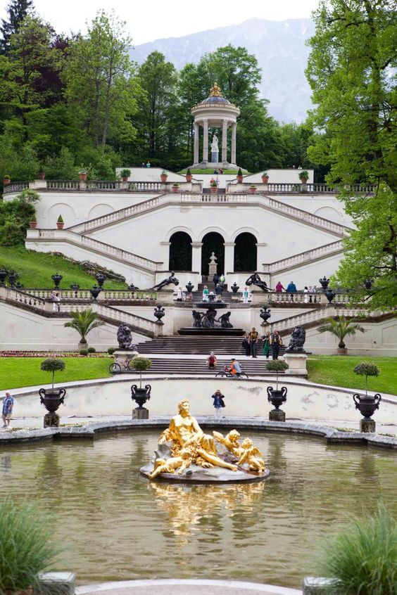 Mad Kings And Gilded Walls Castle Germany Germany Travel