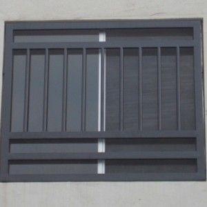 Imagen de rejas modernas para ventanas para casas for Ventanas modernas en argentina