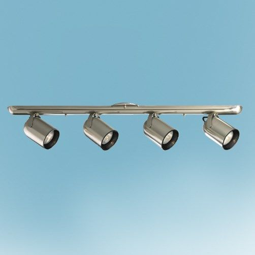 "Wall Mounted Track Lighting Best Progress Lighting P6162 663"" 4 Track Light Wall Or Ceiling Mount 2018"