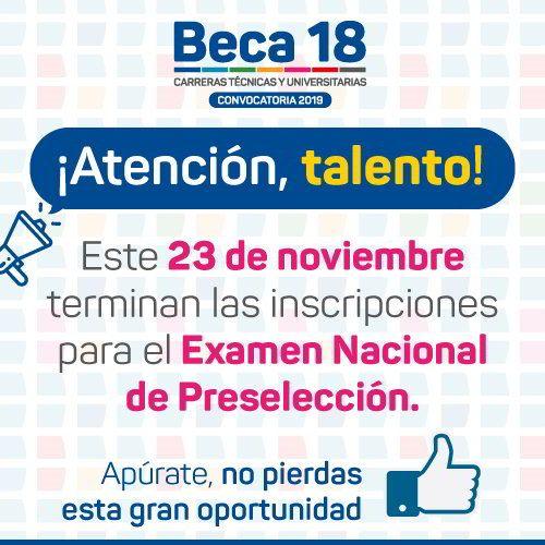 Pronabec Programa Nacional De Becas Y Credito Educativo El