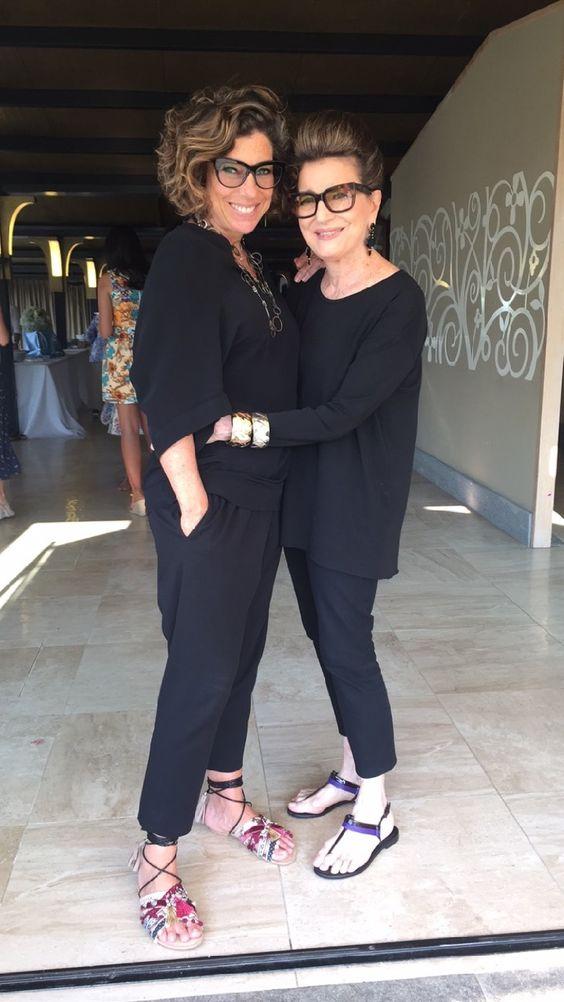 Com minha mãe