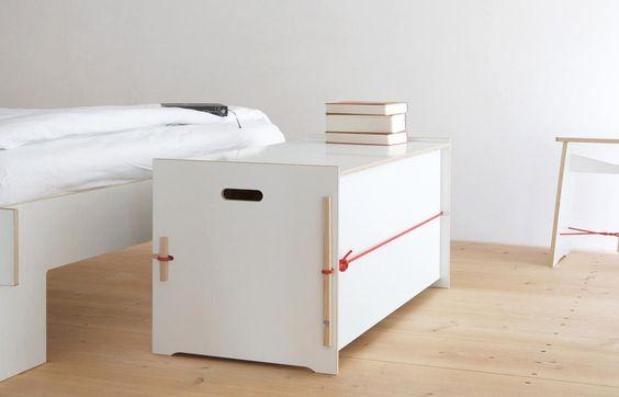 Trude von Nils Holger Moormann, 2014 - Designermöbel von smow.de