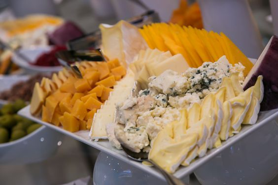 Cheese, glorious cheese! #OccasionsCateringDenver