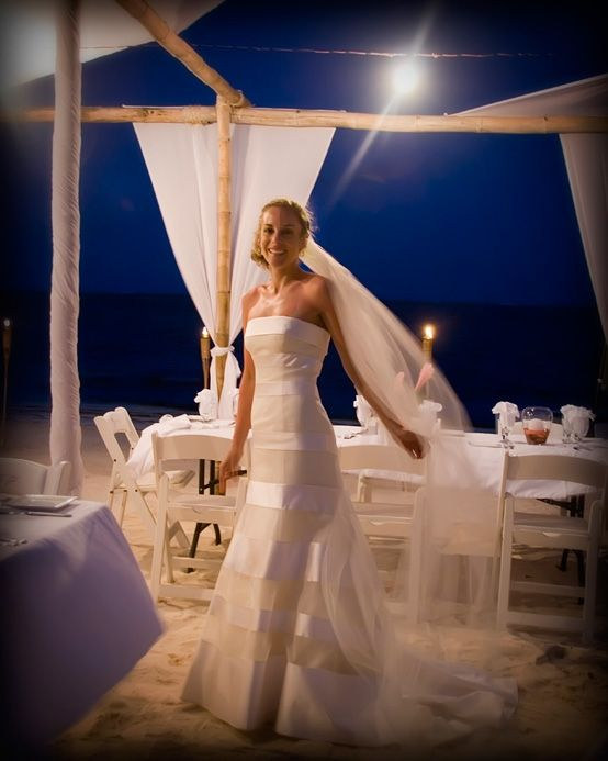 Sarah under the tirzah at #lasterrazas #belize #destinationwedding [Kay Scott]