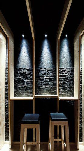 """AVA Architects — Bar """"La Bohème entre amis"""""""