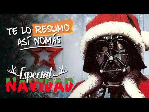 Te Lo Resumo Youtube Navidad