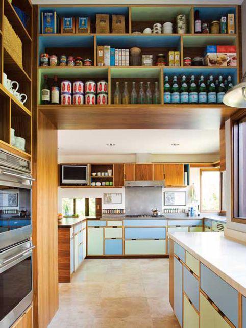Küche ... Stauraum
