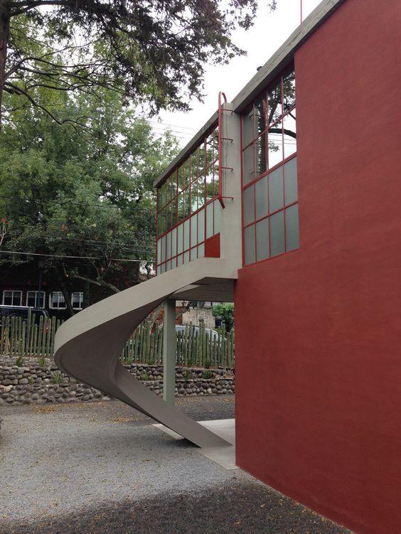 Clásicos de Arquitectura: Casa O´Gorman,Cortesía Arquine
