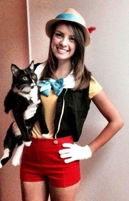 Homemade Pinocchio Costume Ideas.   costumes   Pinterest ...
