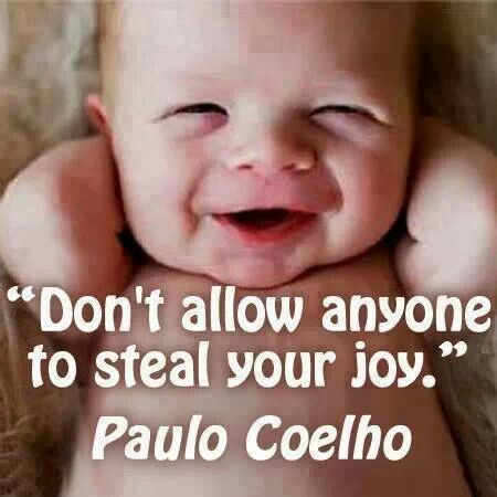 Happiness is a Treasure...don't let it be stolen