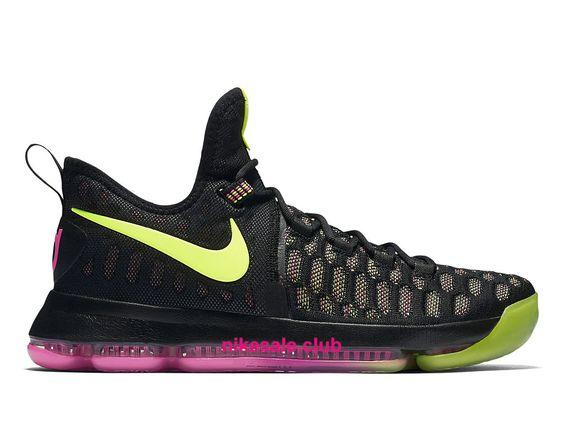 Chaussures De BasketBall KD 9 Unlimited Prix Homme Pas Cher…