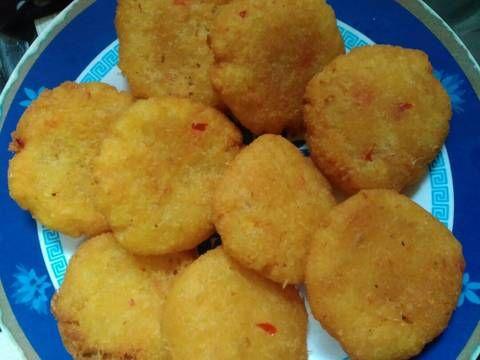 Resep Perkedel Ubi Singkong Sedikit Pedas Oleh Nurhayati Nst Recipe Pedas Food Vegetables