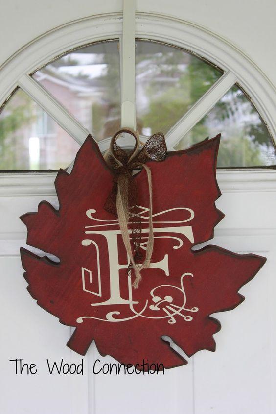 Leaf Door Hang