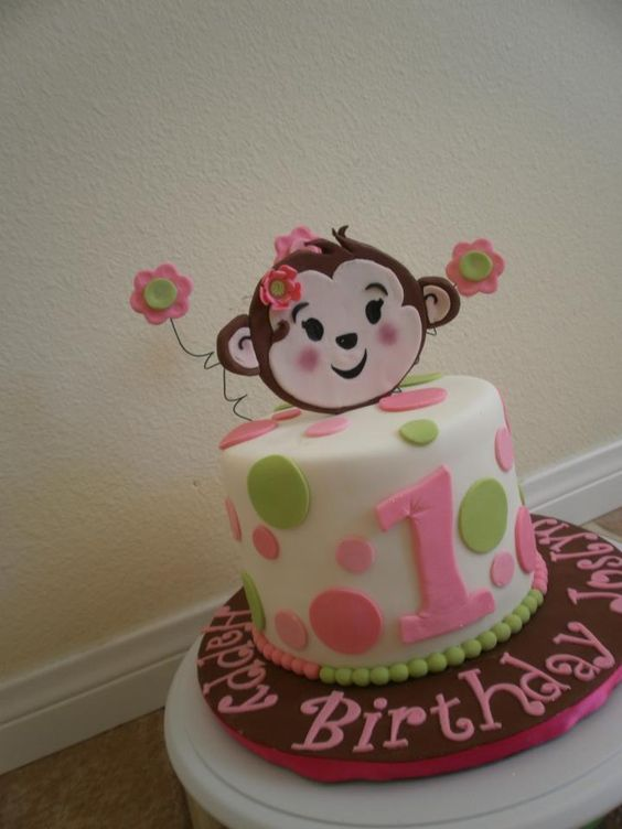 Monkey cake