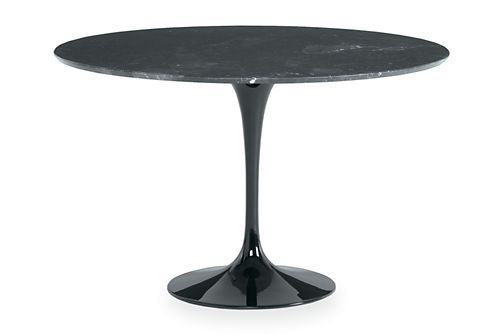 Eero Saarinen's graceful 1956 design inspired our Saarinen table. The modernist designer strove to eliminate any extraneous parts, including...
